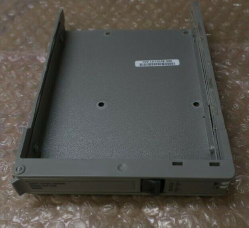 "Cisco 3.5"" Disk Tray Caddy Bracket for 2.5"" SSD 800-45101-01 For UCS C3260 C3X60"